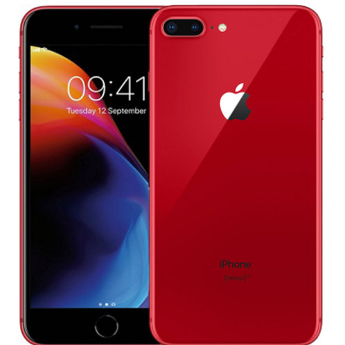 iPhone 8 Plus 64GB Red Neverlock