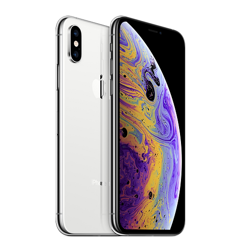 iPhone Xs Max 256GB Silver Neverlock