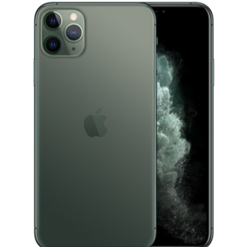 iPhone 11 Pro 64GB Midnight Green Neverlock
