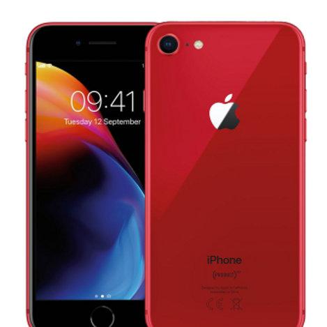 iPhone 8 256GB Red Neverlock