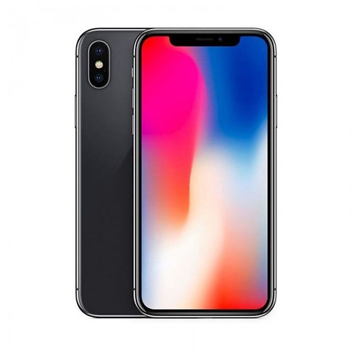 iPhone X 256GB Space Gray Neverlock
