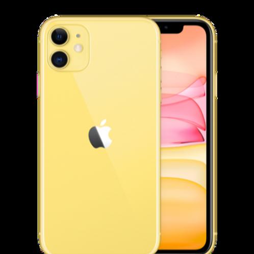 iPhone 11 64GB Yellow Neverlock