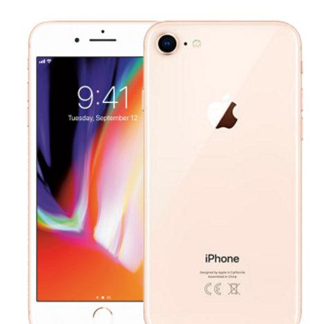 iPhone 8 256GB Gold Neverlock