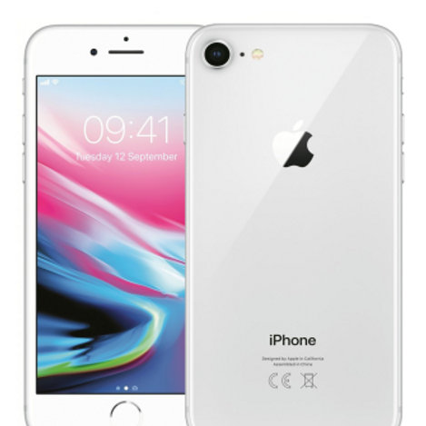 iPhone 8 256GB Silver Neverlock