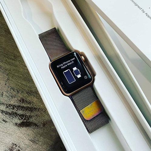 ✔️ Apple Watch 3 38mm Gold 👌