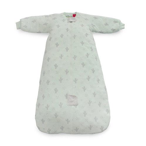 'BUY 1 GET 1 FREE' PLUM 3.5 TOG Cactus print Sleepbag