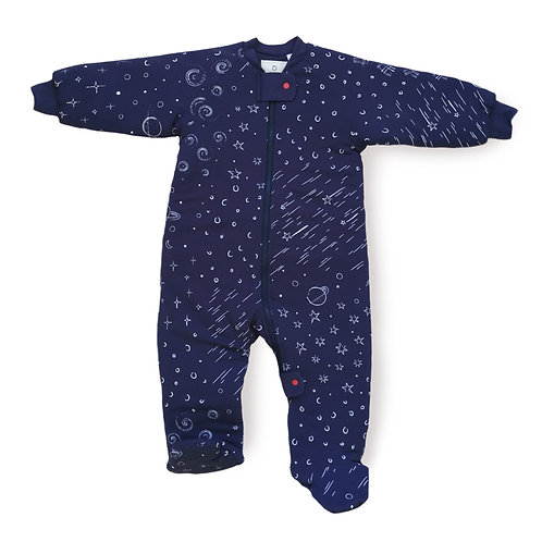 'BUY 1 GET 1 FREE' PLUM 3.0 TOG Space print Walker