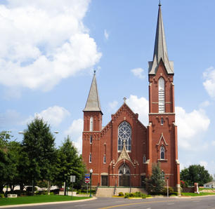 Immaculate Conception Church and Convent Fort Smith, AR