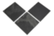 Landscaping Slate Tiles. Perfect for giving your yard a classy look.