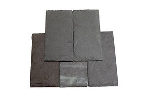 Vermot Unfading Purple Slate. Unfading Purple is a beatutiful purple slate with dotting of green. This slate is produced in small quantities, so lead time and availability can sometimes be a problem. The size of he job will determine the delivery of this slate.