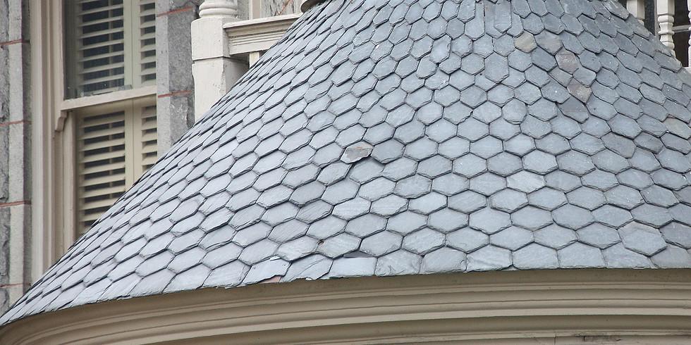 Slate and Metal Maintenance