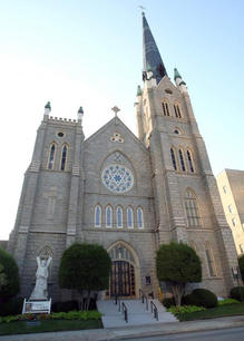 Cathedral of St. Andrew Little Rock, AR