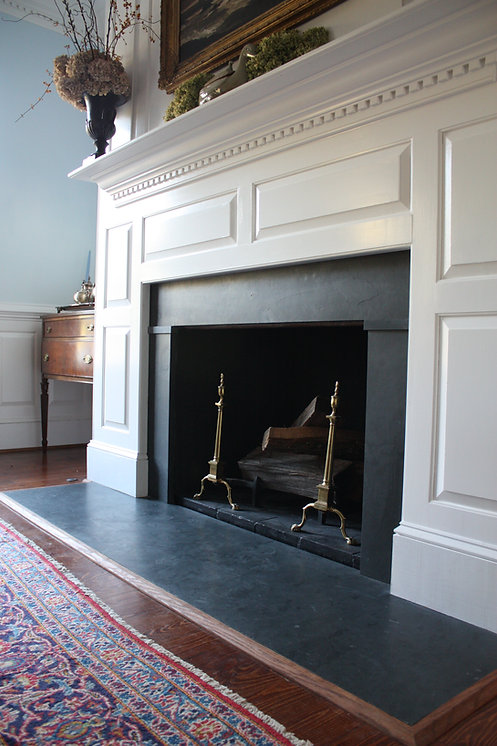Slate Hearth - Fireplace Hearth