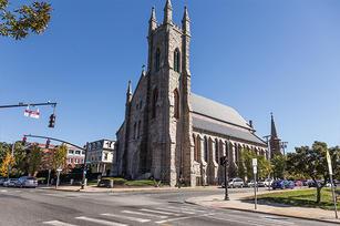 St Mary's Church Newport, RI