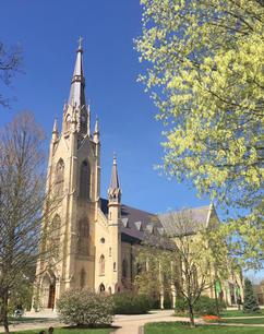 Sacred Heart Notre Dame