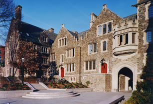 Princeton University Witherspoon Hall