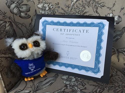 Luna Mascot Adoption