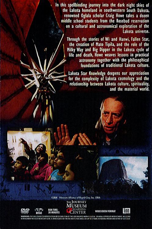 Lakota Star Knowledge DVD