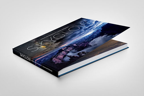 Skyglow Hardcover Book