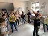 Förskoleklassen dansar in veckan!