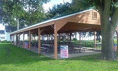 Elkhorn Campgrounds Picnic Shelter
