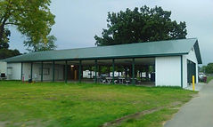 Elkhorn Campground, Elkhorn Campgrounds Picnic Shelter 2
