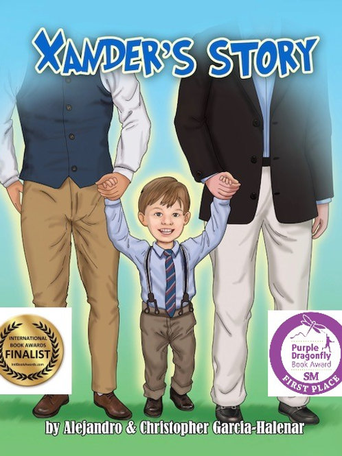 Xander's Story (Hardcover)