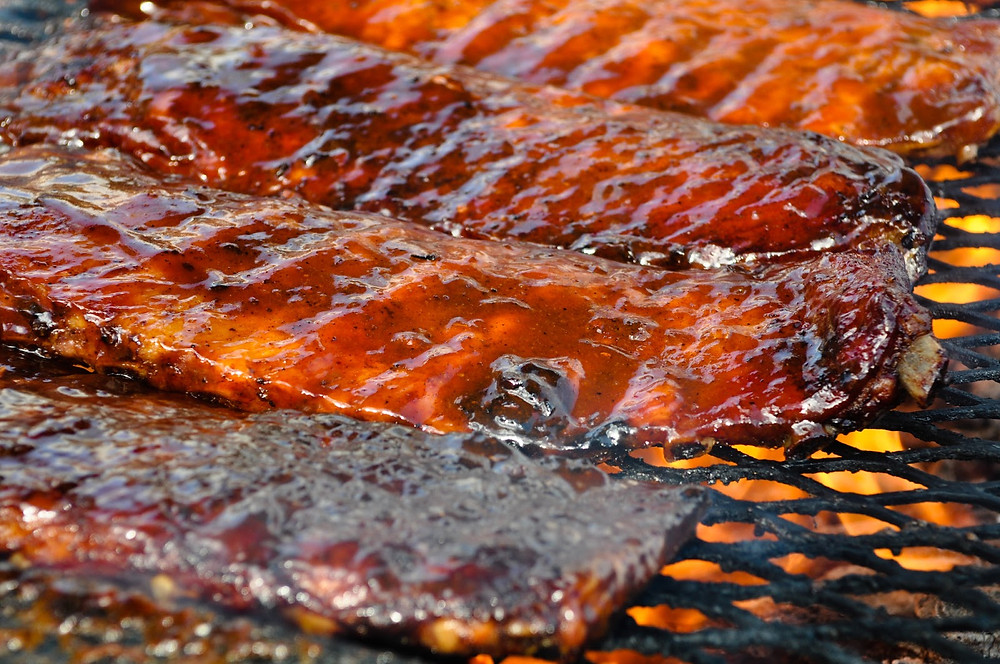 Delicious Food and Fun at the Elkhorn Ribfest in Elkhorn Wisconsin