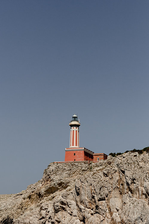 The Red Lighthouse