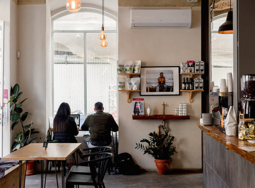 5 Of My Favourite Cafés in Lisbon