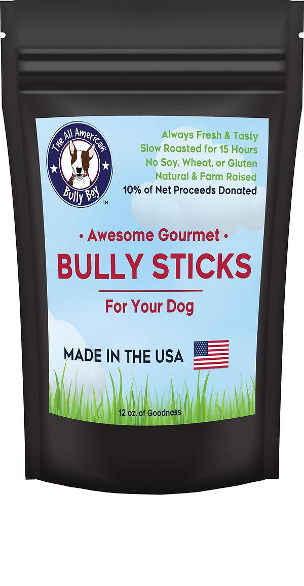 Bully Sticks for Dogs - By Bully Boy Pets