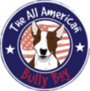 Bully Boy Pets Logo - Awesome dog treats