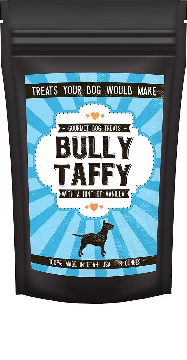 Bully Taffy - Vanilla Flavor - By Bully Boy Pets
