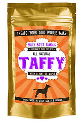 Bulll Boy Pets - Awesome Maple Flavored Bully Taffy
