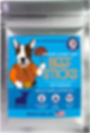 Bully Boy Pets - Made and Sourced in the USA Beef Jerky Dog Treats