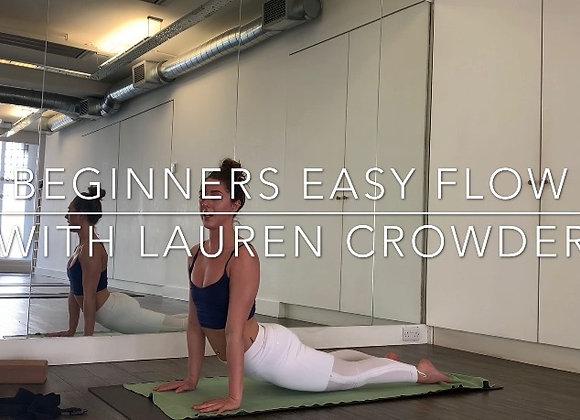 30 Minute Beginner Flow