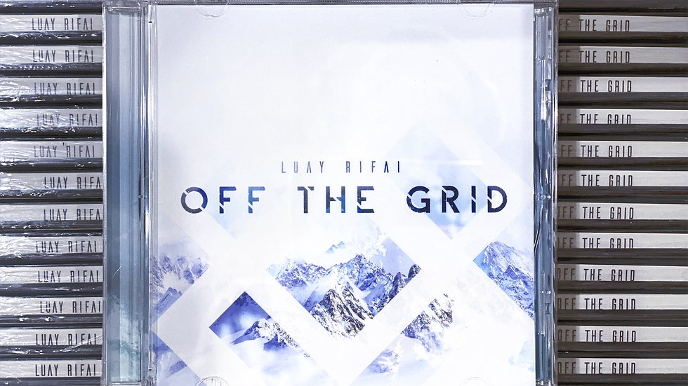 Off The Grid - CD