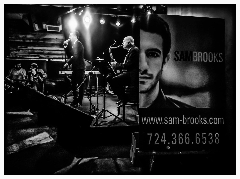 Sam Brooks LIVE at Club Cafe