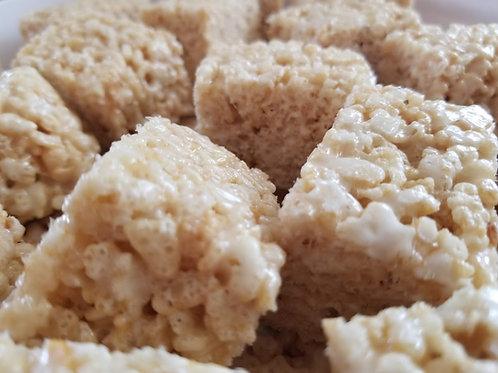 Brick House (Crispy Cereal Treats)