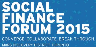 5 Social Finance Forum