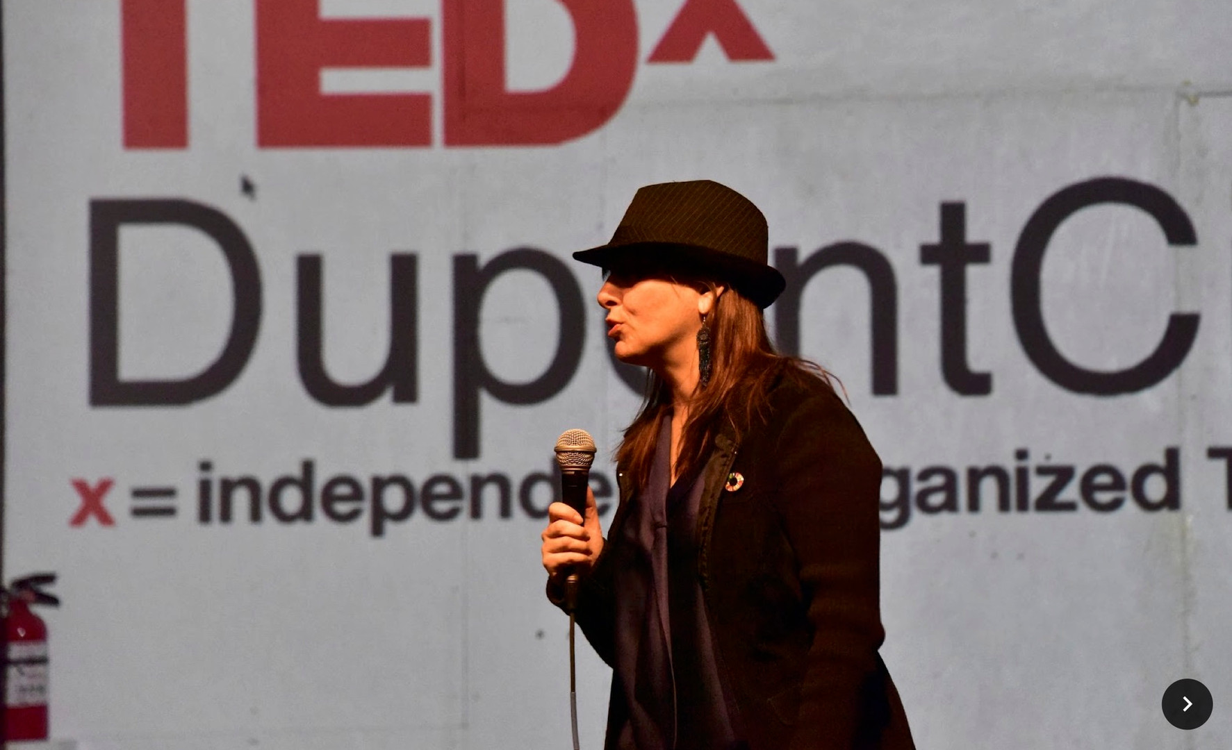 TEDx DupontCircleED