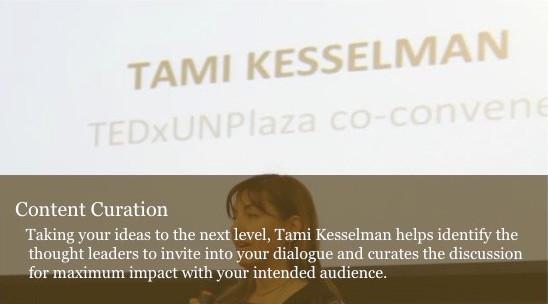 Co-Convener & Curator, TEDx UNPlaza