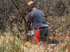 Joe with chain saw.jpg