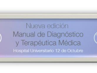 Nuevo Manual deDiagnóstico y Terapéutica Médica del Hospital Universitario12 de Octubre
