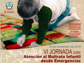 JORNADA MALTRATO INFANTIL.