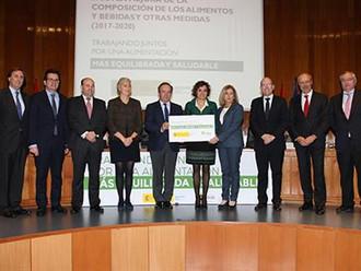 Plan pionero para mejorar la composición de los alimentos, favorecer la salud de los españoles y pre