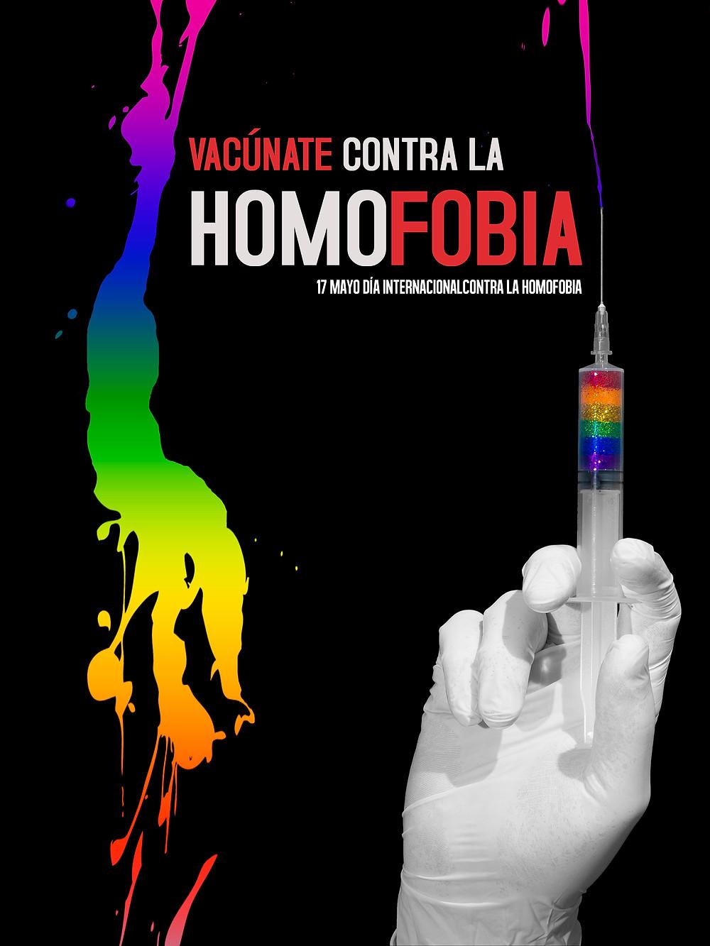 Día Internacional contra la homofobia. GAREMA  Formación.