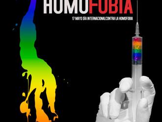Hoy se celebra el Día Internacional contra la Homofobia, la Transfobia y la Bifobia