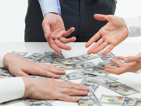The Myth of Self-Set Salaries