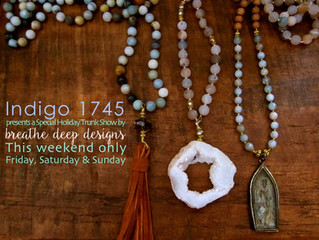Holiday Trunk Show with Indigo 1745